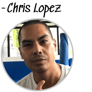 Chris Lopez Over 40 Kettlebell Training
