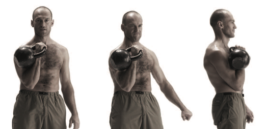 kettlebell clean how to not bang your wrist